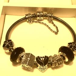 Photo of The Pandora Store - Mission Viejo, CA, United States. A wedding bracelet. Great job Honey.