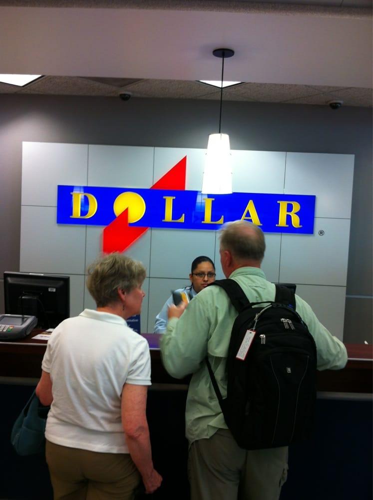 Dollar Rental Car Kansas City International Airport