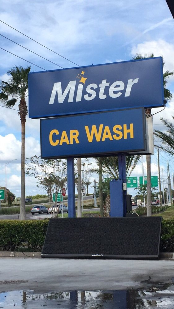 Mister Car Wash Casselberry Fl