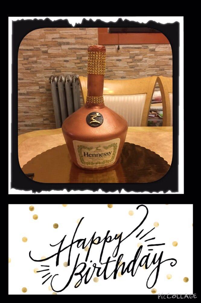 Hennessy Happy Birthday Cake Yelp