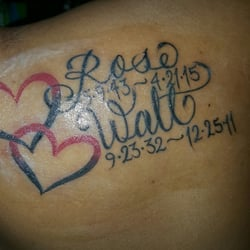Ugly bishop s tattoo shop 25 photos tattoo 2119 for Tattoo shops lafayette la