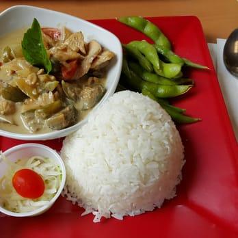 Thai Food Warwick Ri
