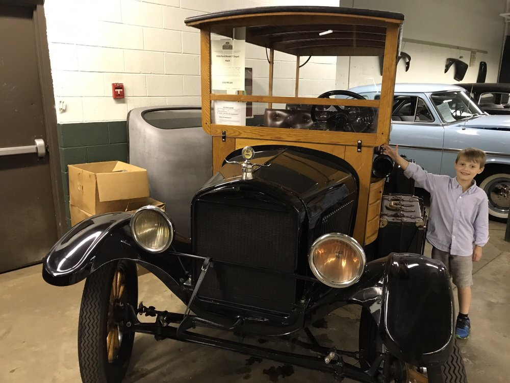 Social Spots from Canton Classic Car Museum
