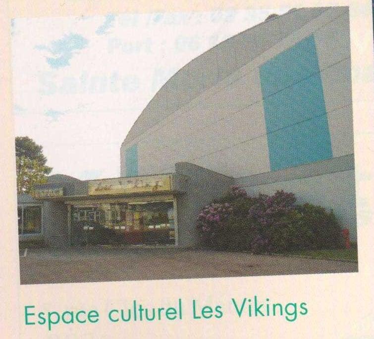 Espace Culturel Des Vikings