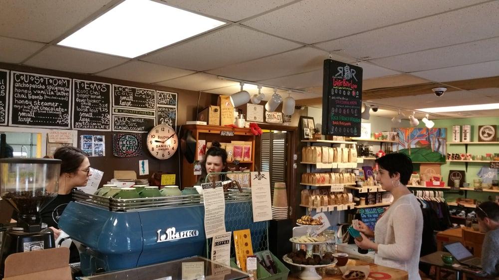 Roosroast coffee 117 foto e 169 recensioni caff e t for Affitti della cabina di ann arbor michigan