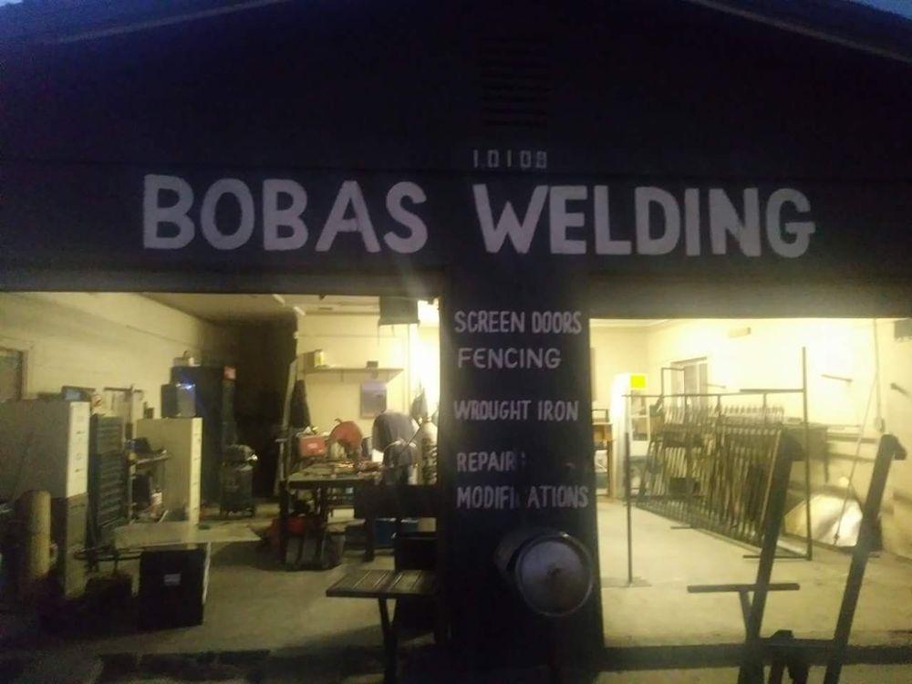Boba's Welding
