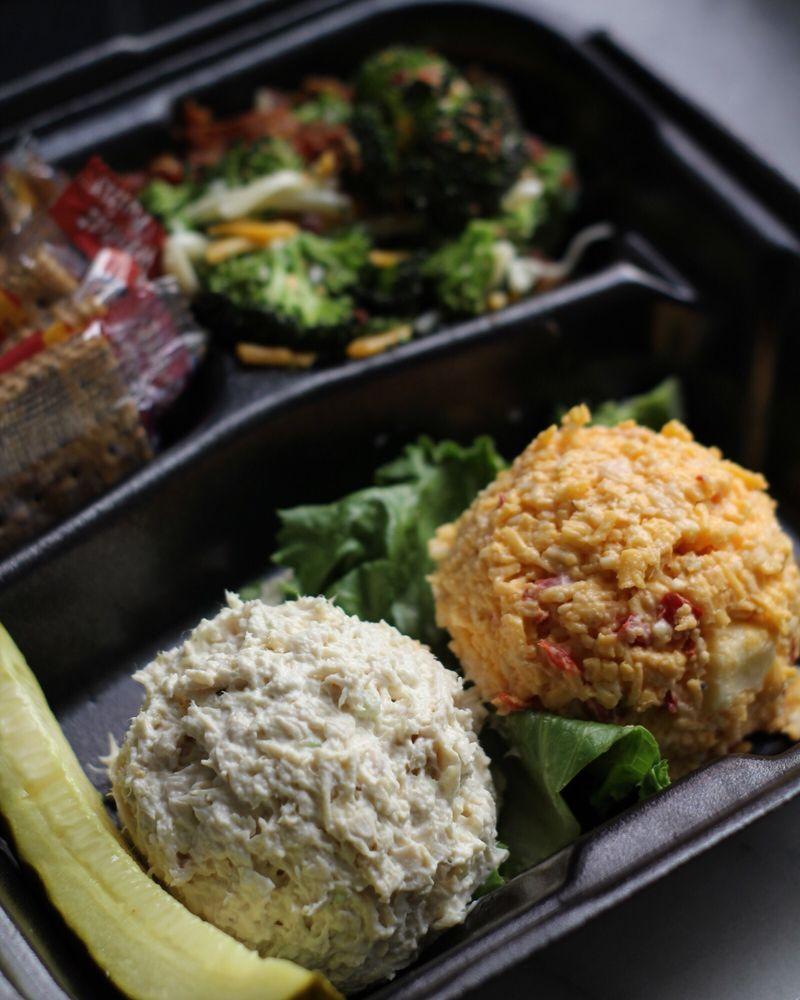 Chicken Salad Chick: 2790 E Fowler Ave, Tampa, FL