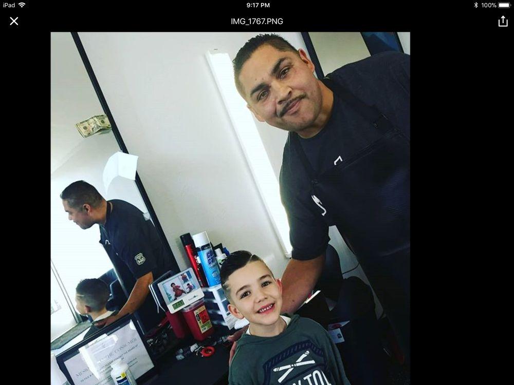 Oakdale Barber Shop: 316 W F St, Oakdale, CA