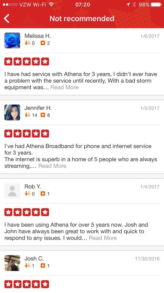 Pay yelp for good reviews