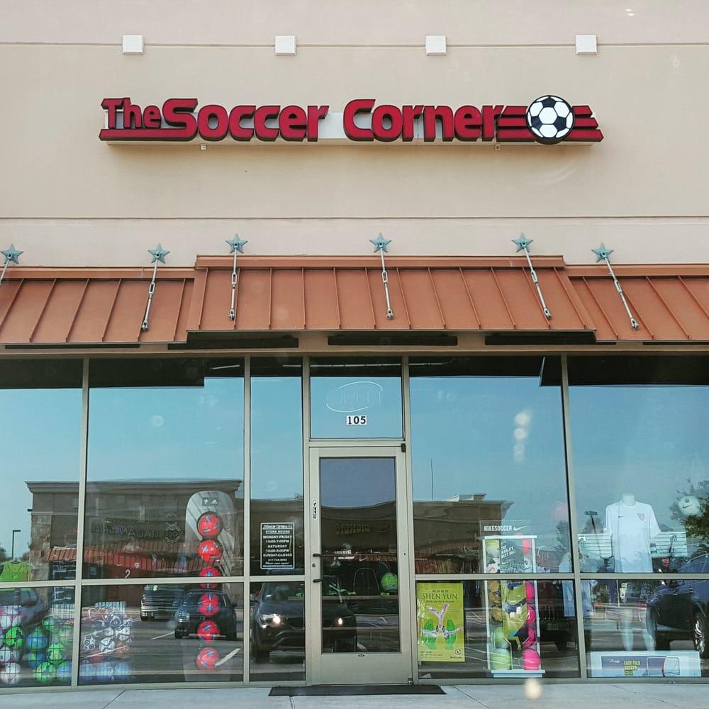 The Soccer Corner