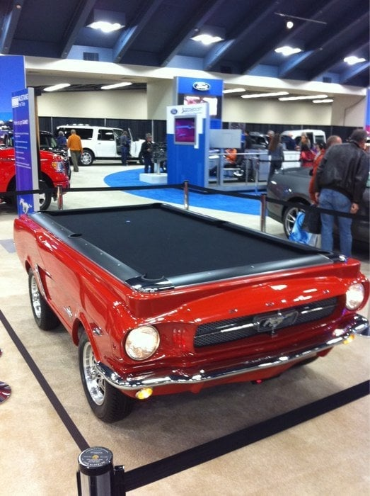 Treasure Island San Francisco Car Show