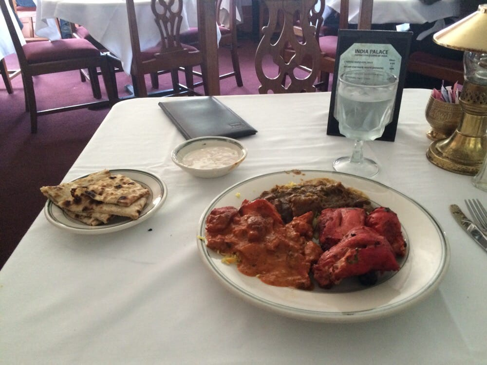 Indian Palace Restaurant Mill Valley