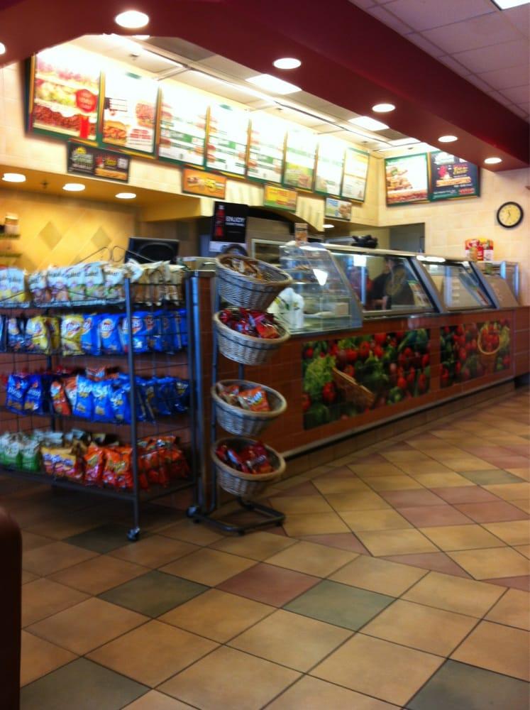 Subway Restaurants Pismo Beach Ca