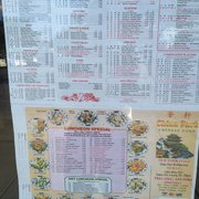 China Park Chinese 2301 State Rd 524 Cocoa FL Restaurant