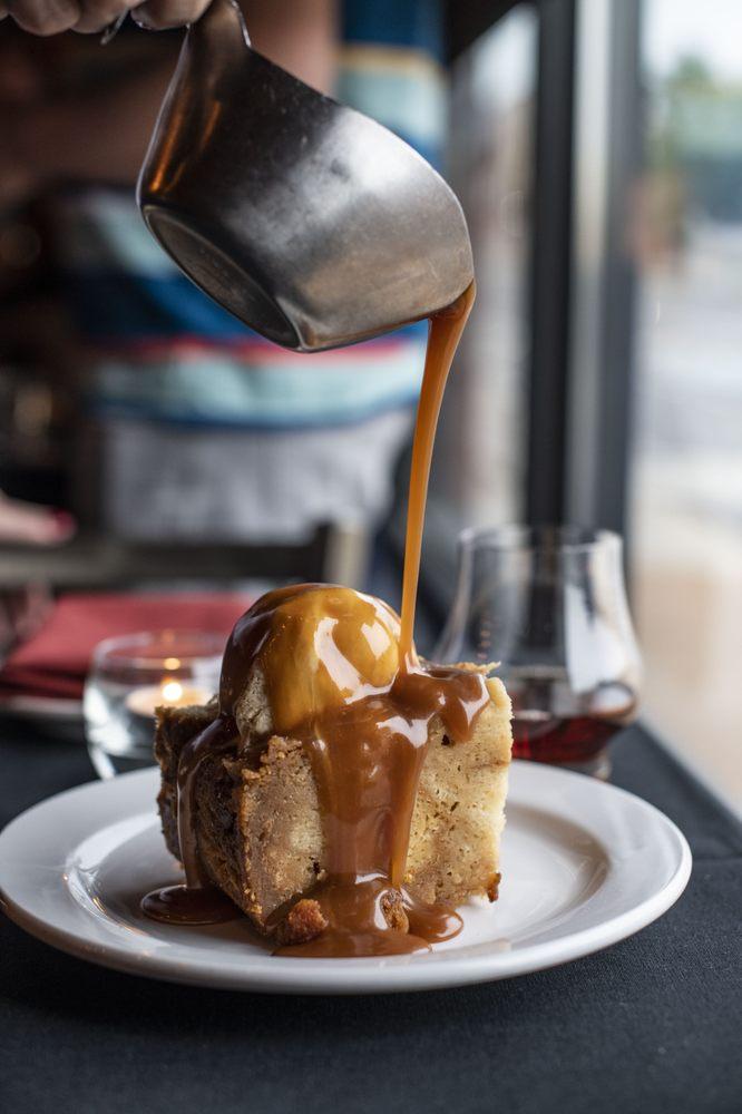 Hamilton's Urban Steakhouse and Bourbon Bar: 2101 Chouteau Ave, St. Louis, MO