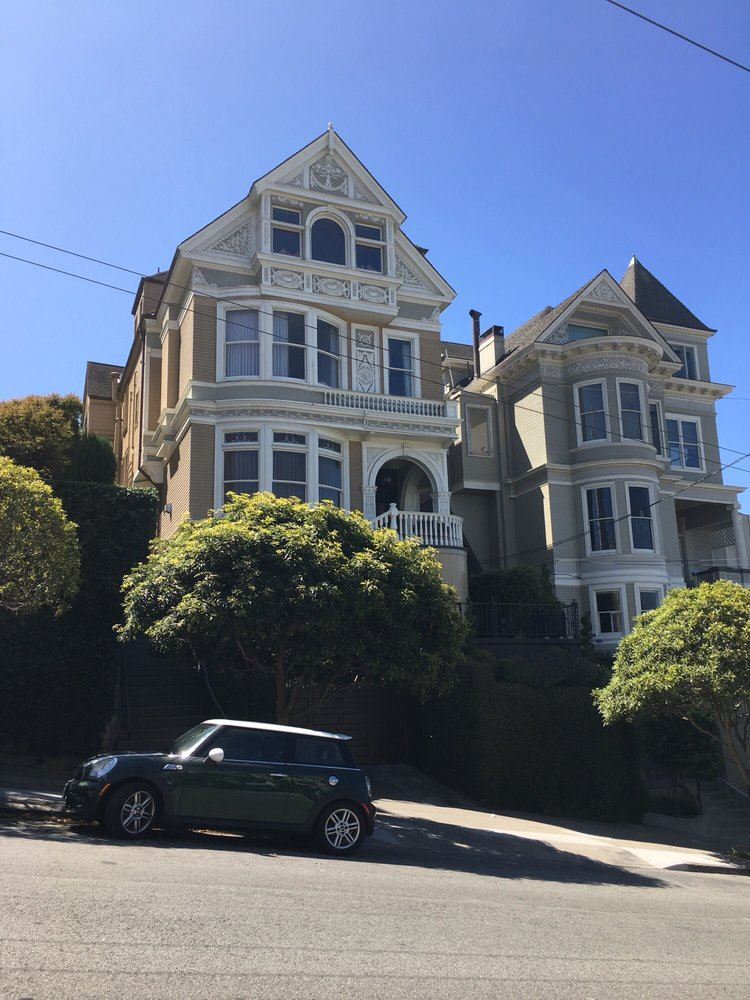 The Party of Five House: 2311 Broadway, San Francisco, CA