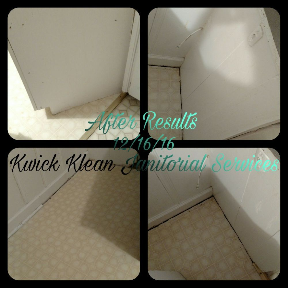 Kwick Klean Janitorial Services: 334 N Park Ave, Springfield, MO