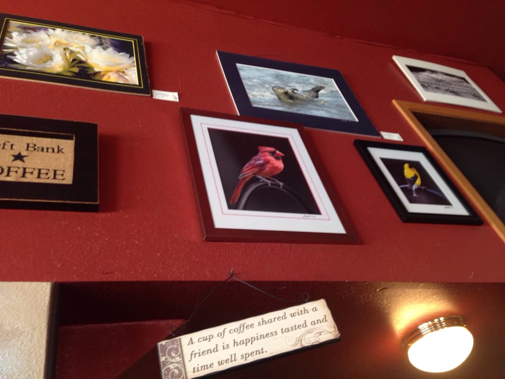 Left Bank Cafe: 2600 Broadway Ave, Slayton, MN