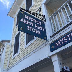 36a5f738a Mystic Army Navy Stores - Military Surplus - 37-39 W Main St, Mystic, CT -  Phone Number - Yelp