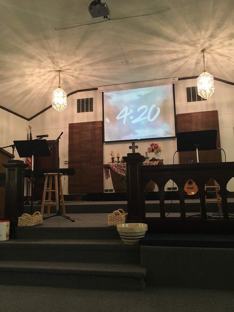 Herculaneum United Methodist Church: 672 Main St, Herculaneum, MO