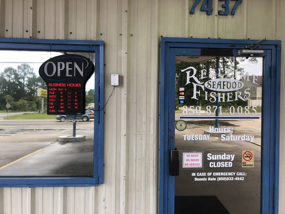 Reel Time Fishers: 7437 E Hwy 22, Panama City, FL