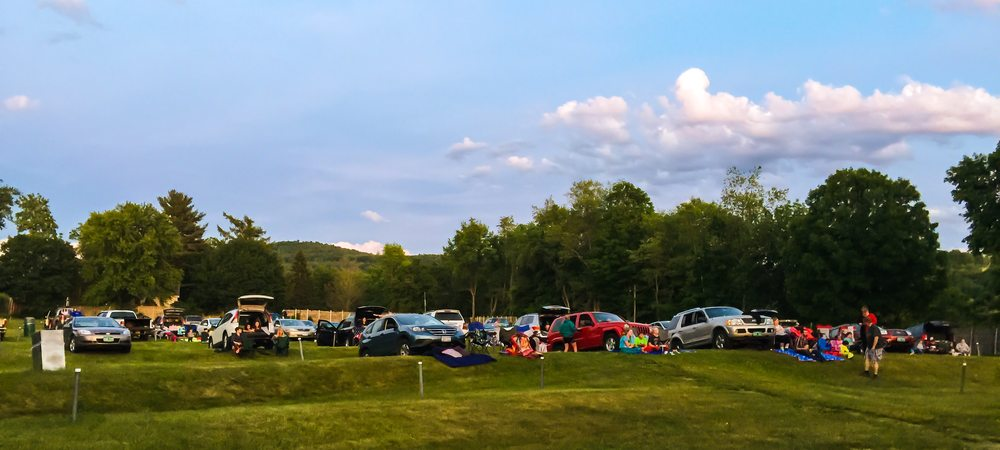 Hathaway's Drive-In Theatre: 4762 New York 67, North Hoosick, NY