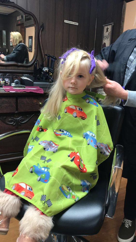 The Hair Saloon: 148 North Rd, East Windsor, CT