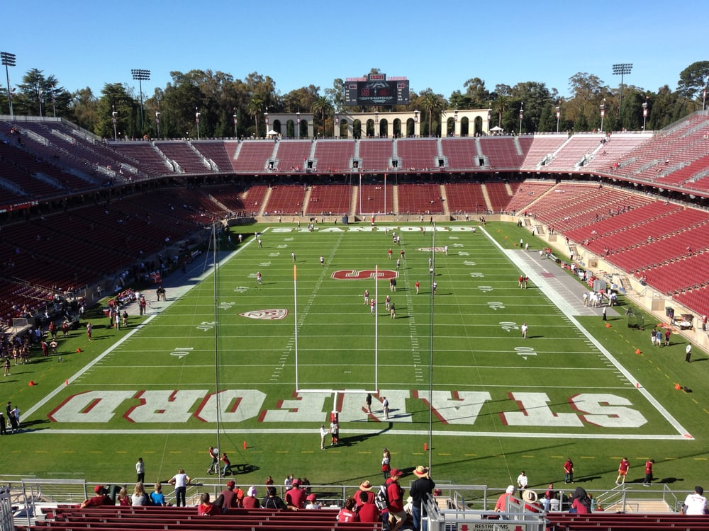 Stanford Stadium | Yelp