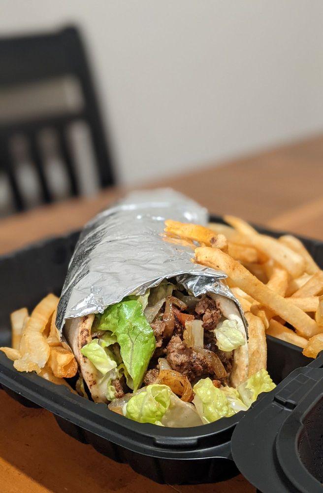 Lebanon Restaurant & Cafe: 707 W 5th Ave, Spokane, WA