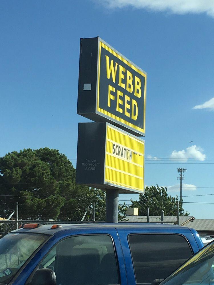 Webb Feed: 12282 Alameda Ave, Clint, TX
