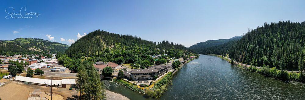 Best Western Lodge at River's Edge: 615 Main St, Orofino, ID