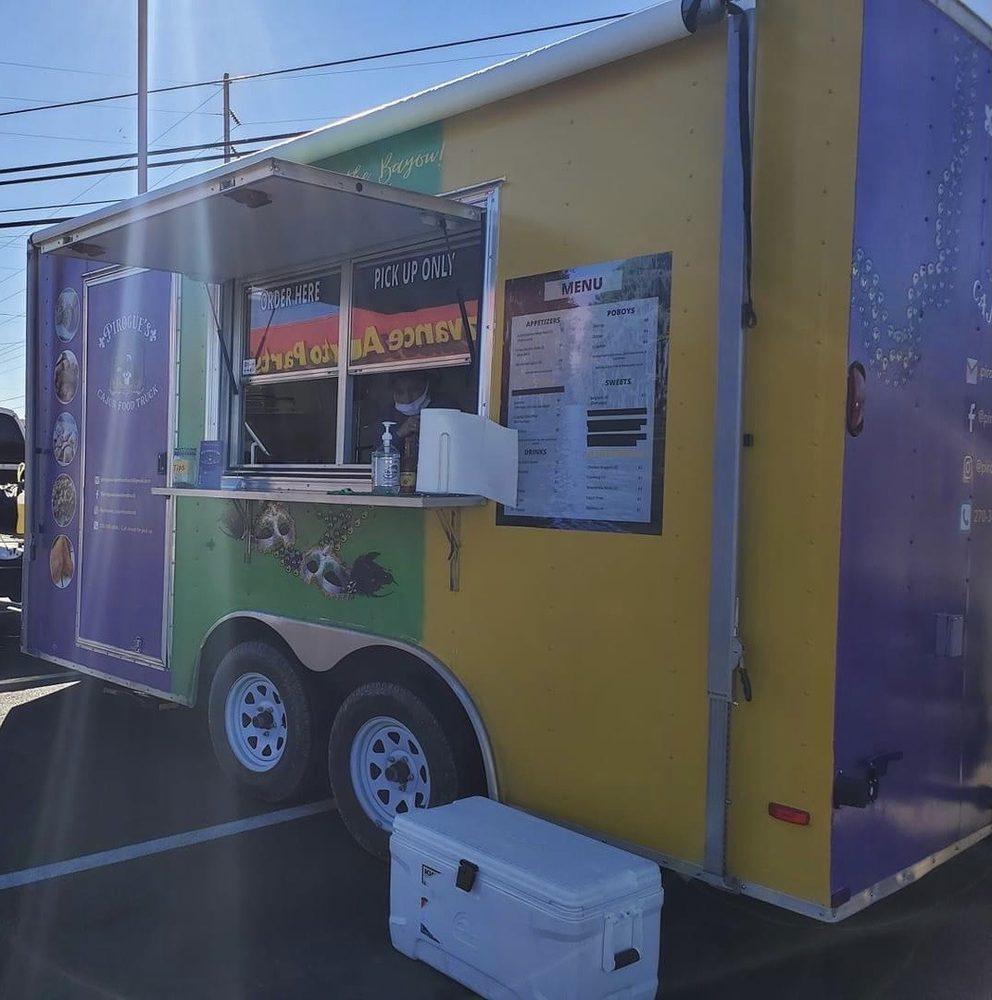 Pirogue's Cajun Food Truck: Bowling Green, KY