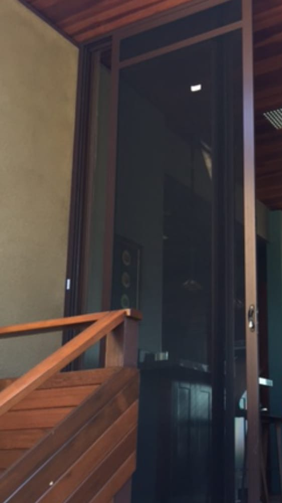 this 8 foot sliding security screen door in san diego