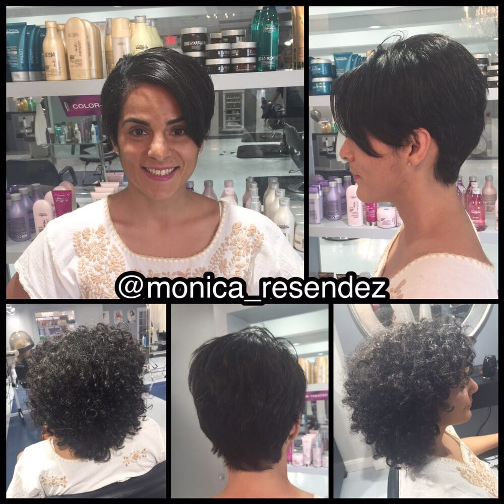 Before And After Pixie Haircut By Monica Resendez Yelp
