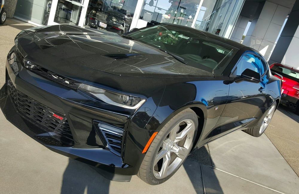 Chase Chevrolet Stockton >> 2016 2LT SS. Smooth ride! Either getting this with the