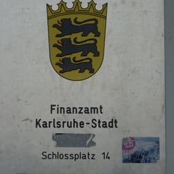 Finanzamt Stadt Karlsruhe