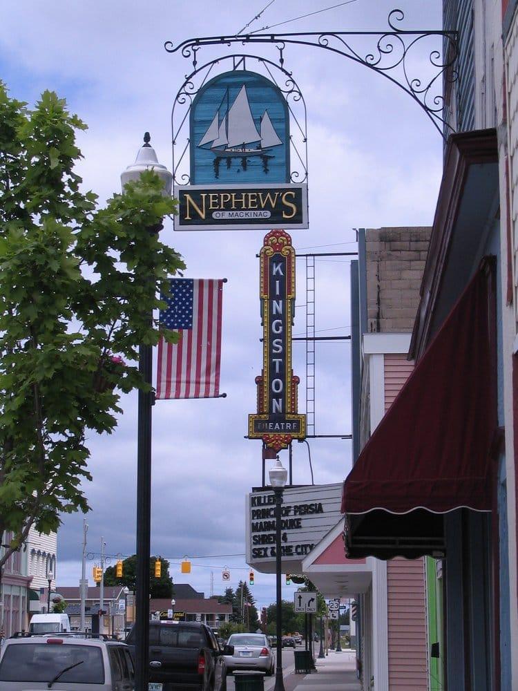 Nephew's of Mackinac Island: 400 N Main St, Cheboygan, MI