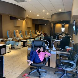 First Organic Nails & Day Spa - 9630 Bruceville Rd, Elk
