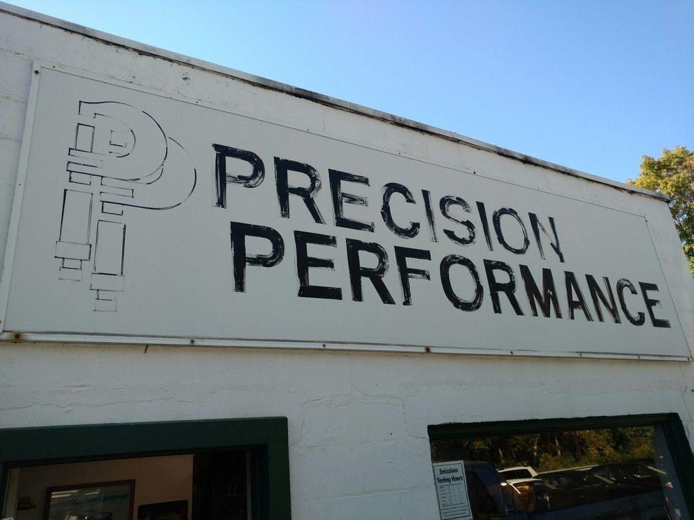Precision Performance: 681 Danbury Rd, Wilton, CT