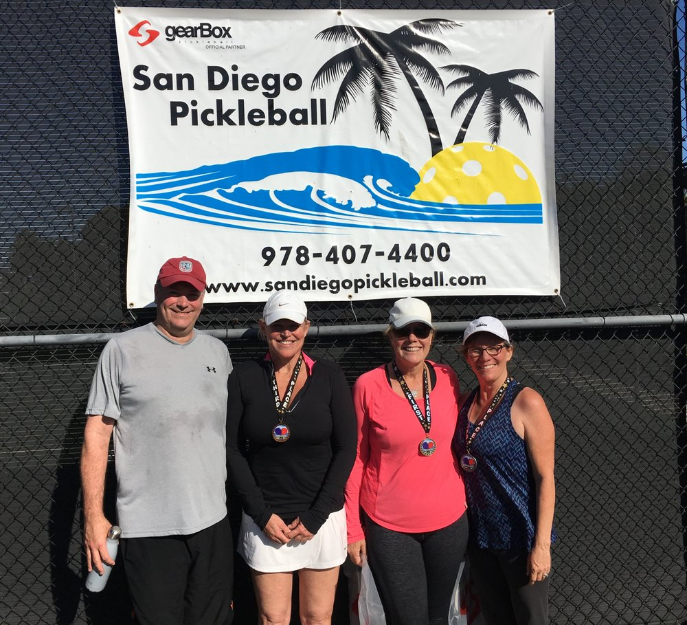 San Diego Pickleball: 2639 Grand Ave, San Diego, CA