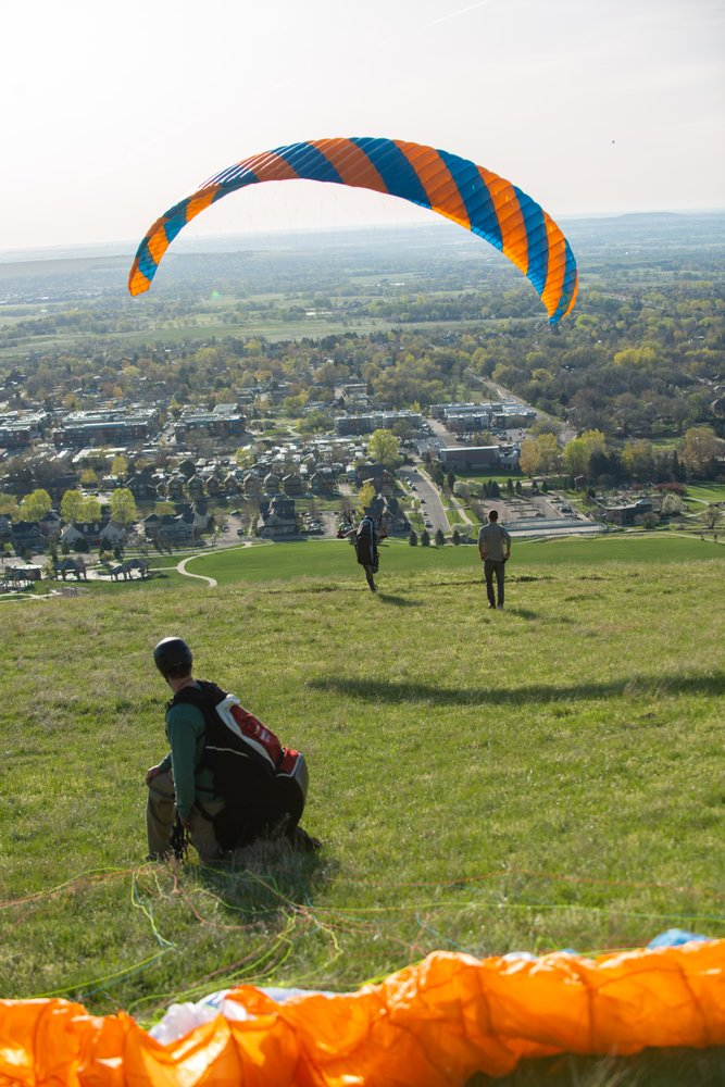 Red Tail Paragliding: 503 Locust Ave, Boulder, CO