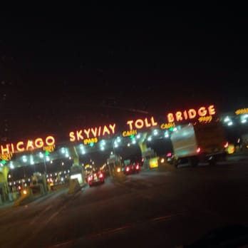 how to avoid chicago skyway toll