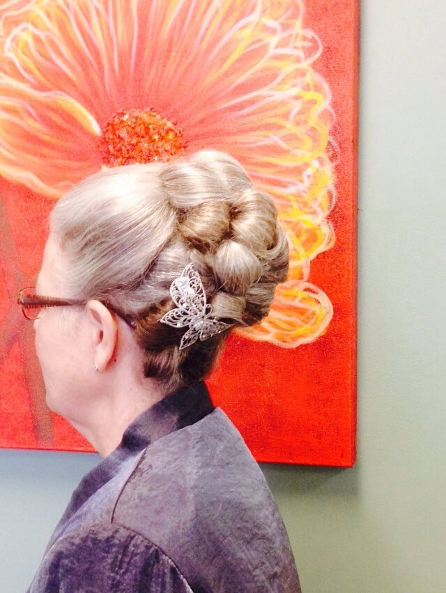 Wedding yelp for A cut above salon