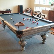 Wonderful Bauman Billiard Services