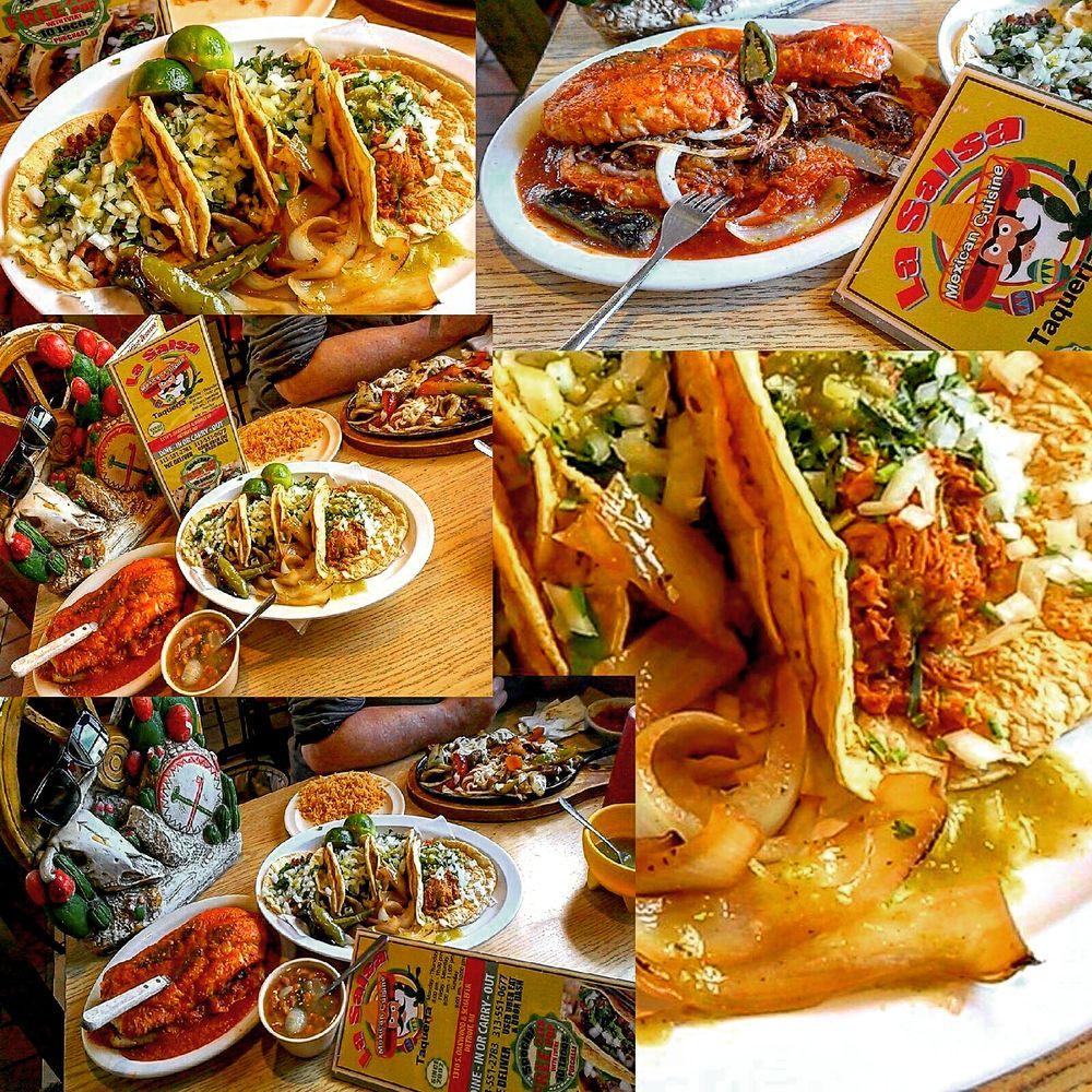 La Salsa Mexican Cuisine: 1310 S Oakwood, Detroit, MI