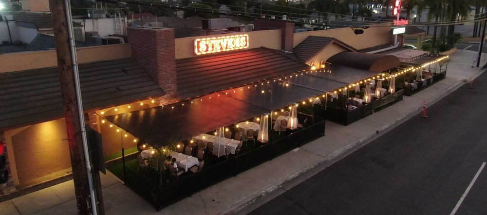 Steven's Steak & Seafood House: 5332 Stevens Pl, Commerce, CA