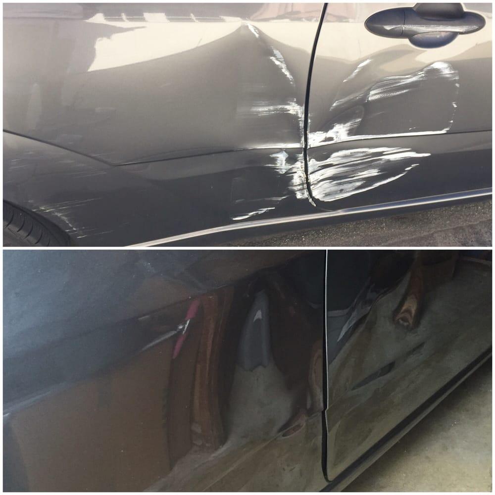 Photos for quinn the eskimo car paint chip repair yelp for Paint chip repair near me