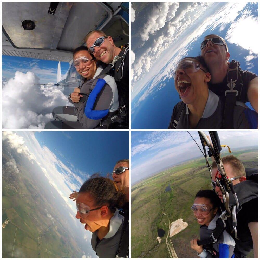 Skydive Temple: 15771 S Ih 35, Salado, TX