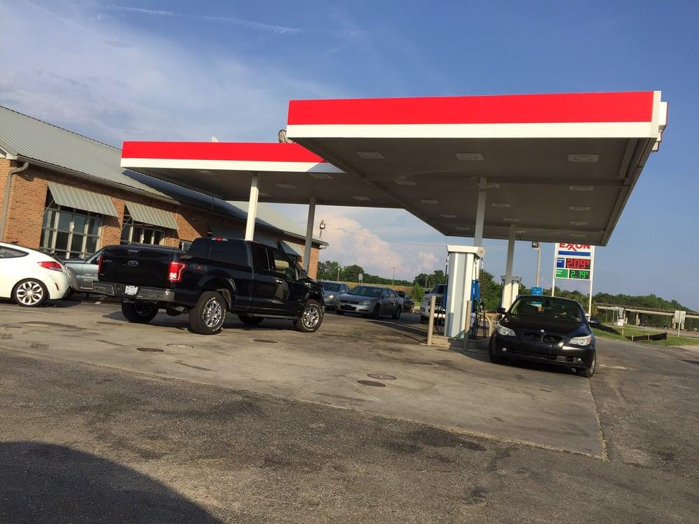 Alcolu Exxon: 4768 Sumter Hwy, Manning, SC