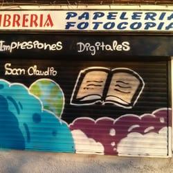 40c790dc4 Papelería San Claudio - Librerías - Calle de San Claudio, 156, Puente  Vallecas, Madrid - Número de teléfono - Yelp